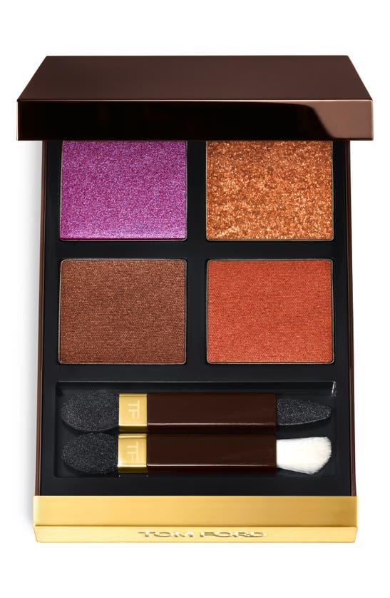 Tom Ford Eye Color Quad Eyeshadow Palette African Violet 0.35 oz/ 9.9 G