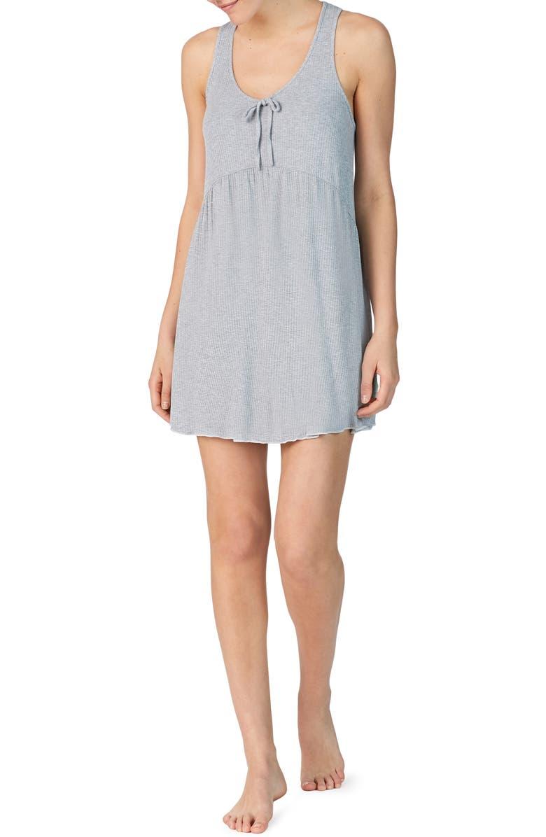 ROOM SERVICE Tank Chemise, Main, color, 030