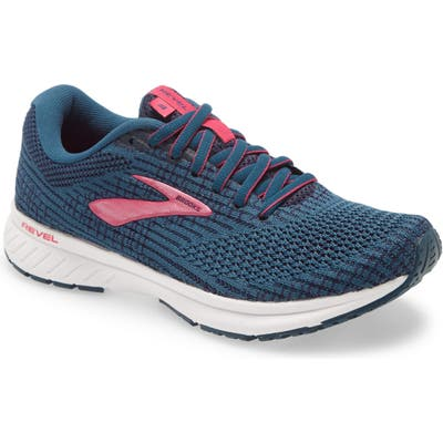 Brooks Revel 3 Running Shoe B - Blue