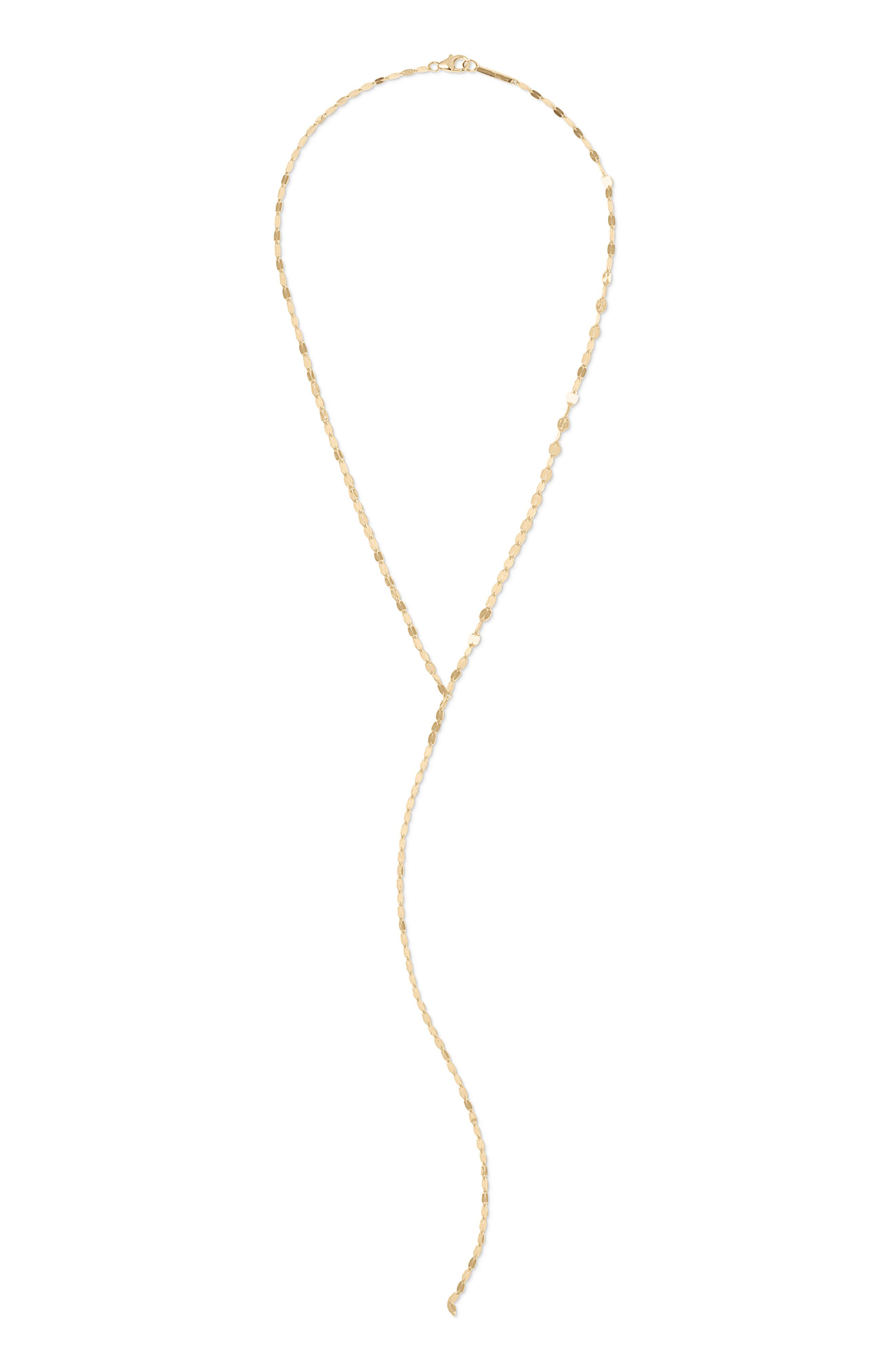 Mega Gloss Blake Chain Y-Necklace