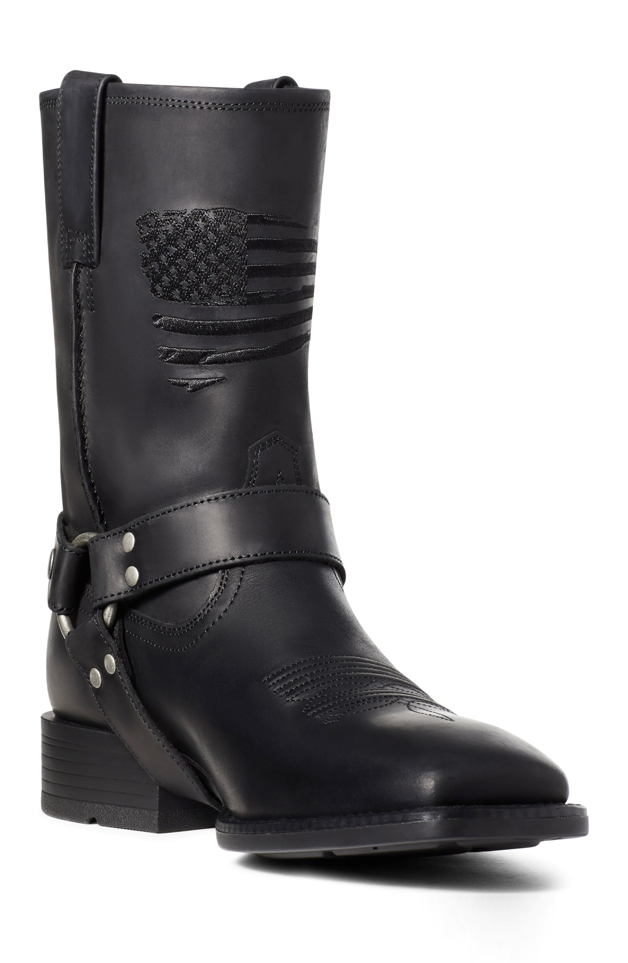 Patriot Harness Western Boot