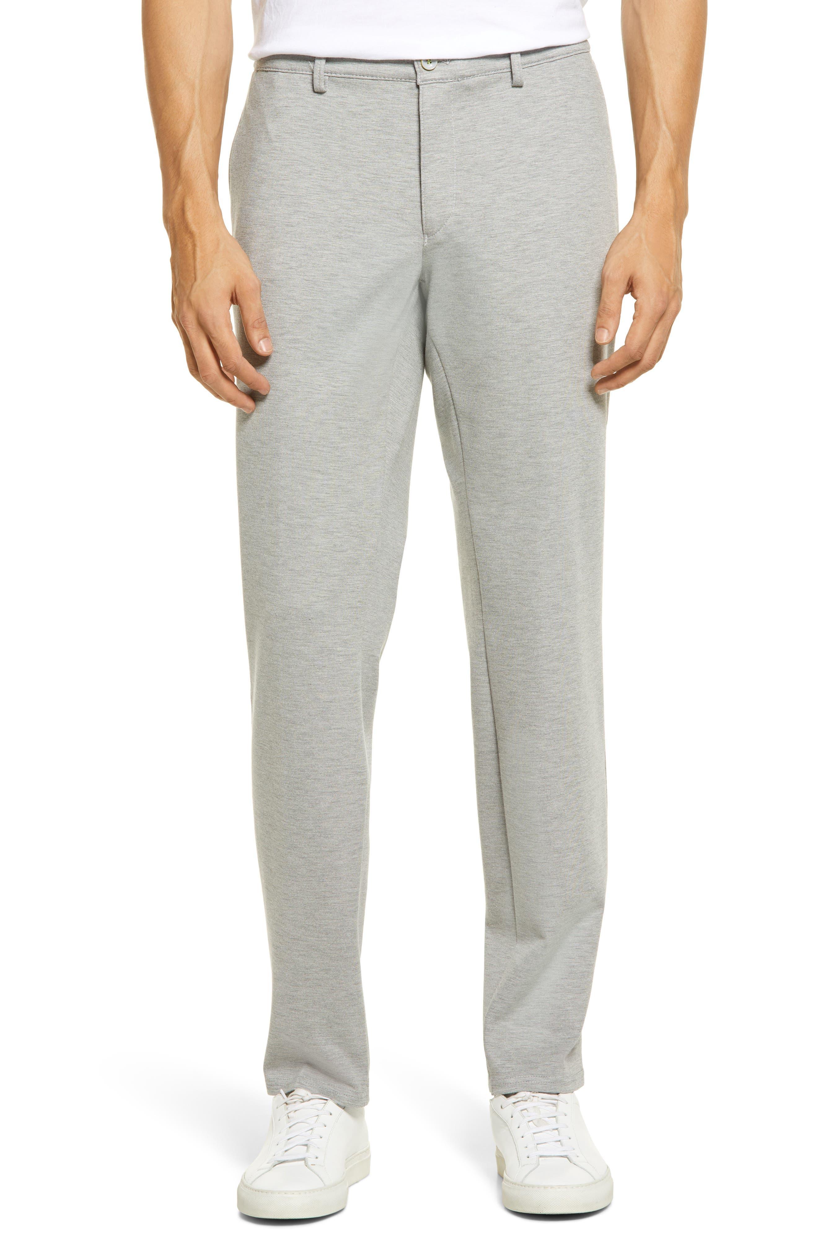 Silvio Jersey Knit Pants