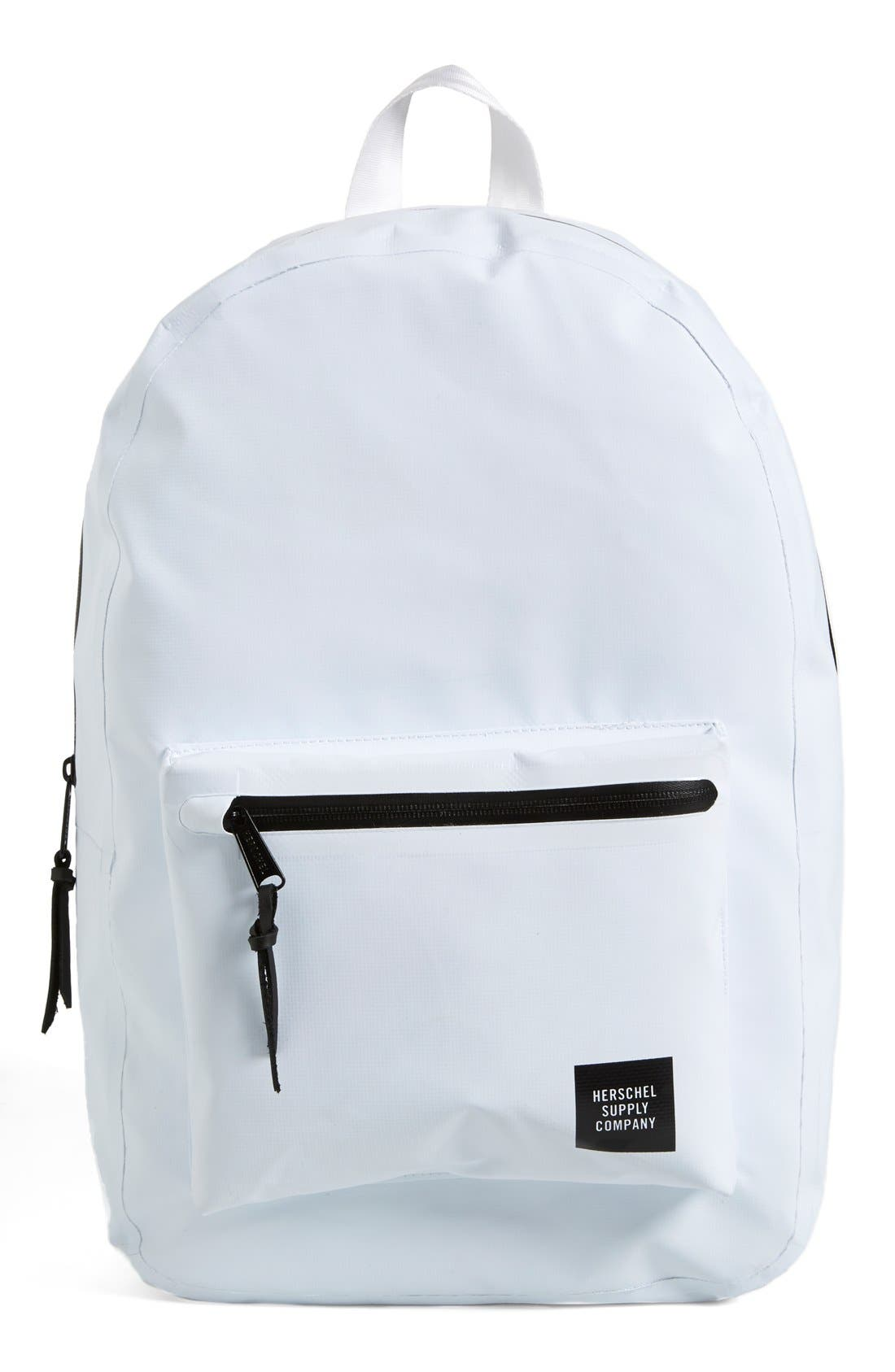 ,                             'Settlement - Studio Collection' Water Resistant Tarpaulin Backpack,                             Main thumbnail 5, color,                             100