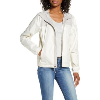 The North Face Cyclone Windwall Jacket, White