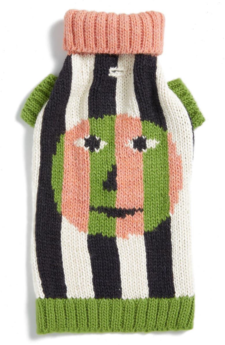 DUSEN DUSEN Face Dog Sweater, Main, color, 300