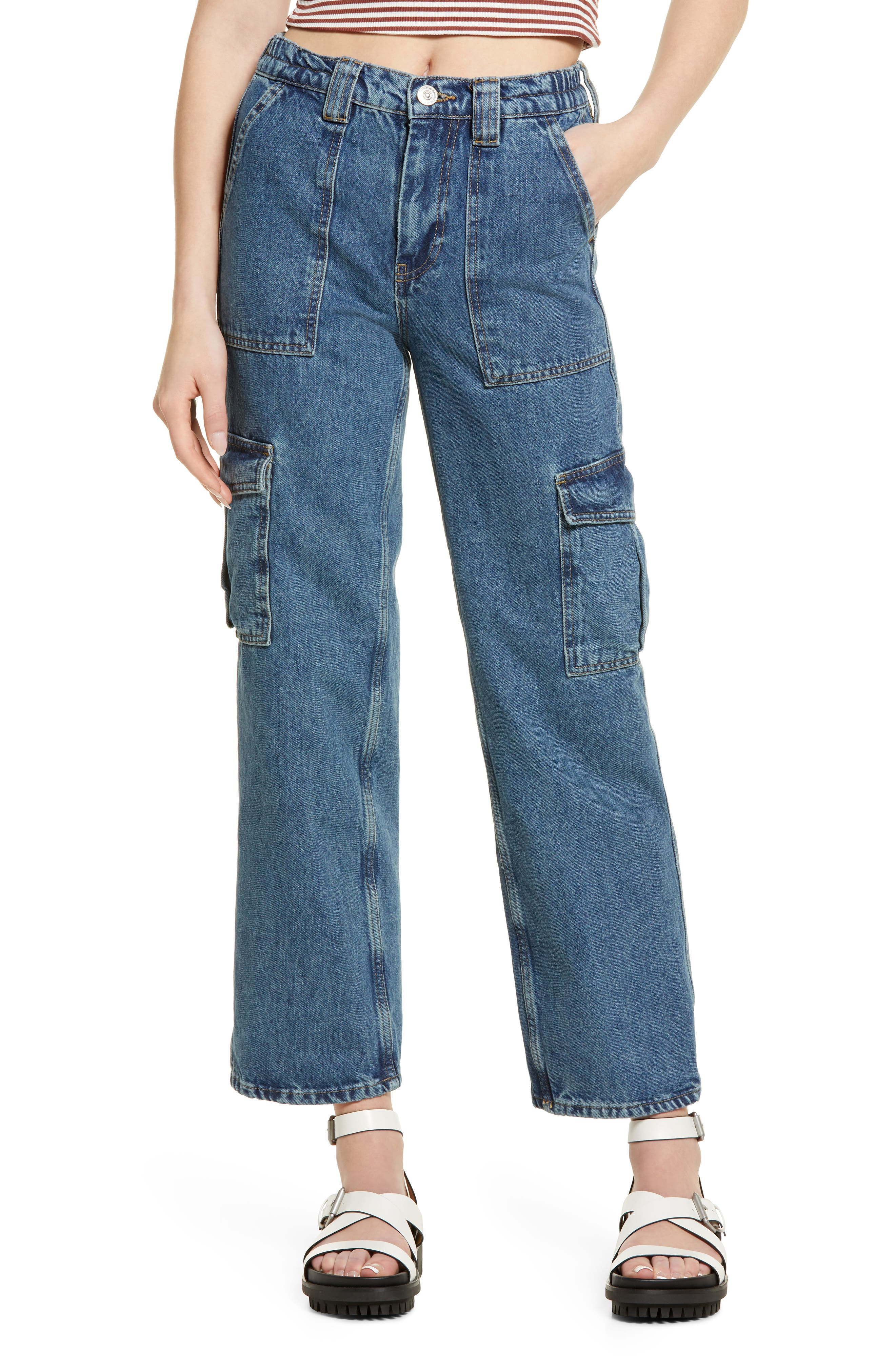 Nonstretch Skate Jeans