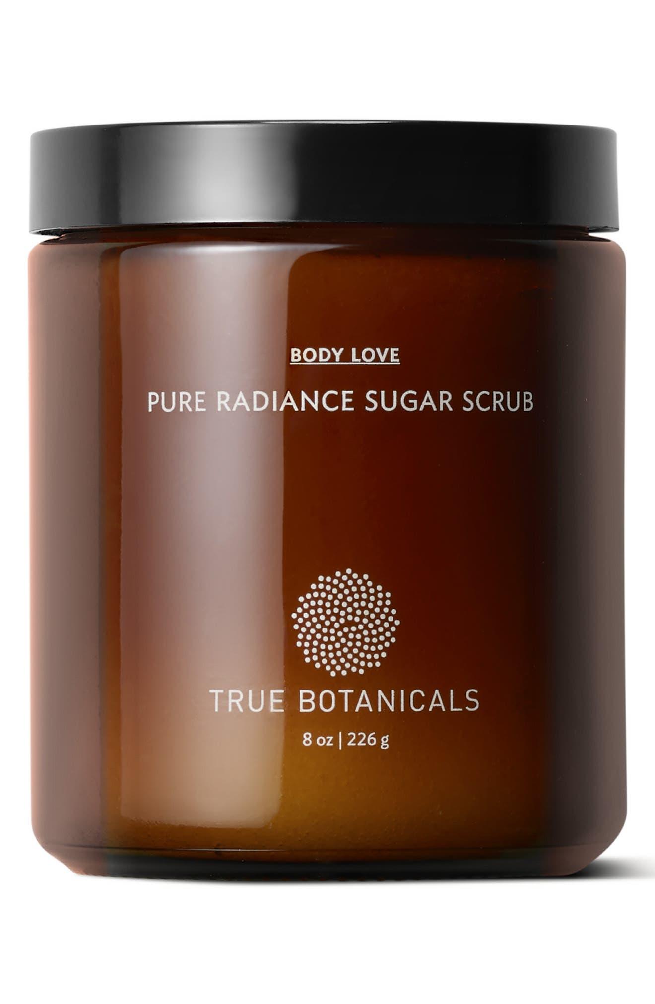 Pure Radiance Sugar Scrub   Nordstrom