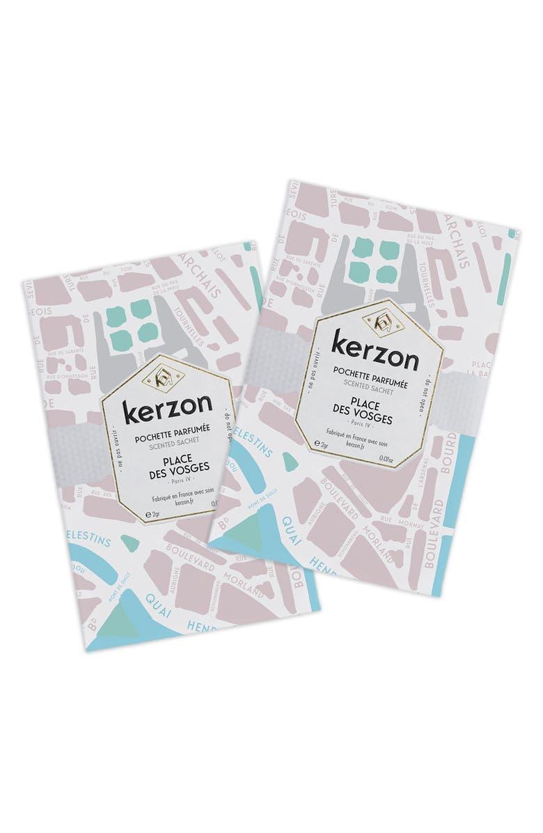 KERZON Place Des Vosges Fragrance Sachets, Main, color, 000