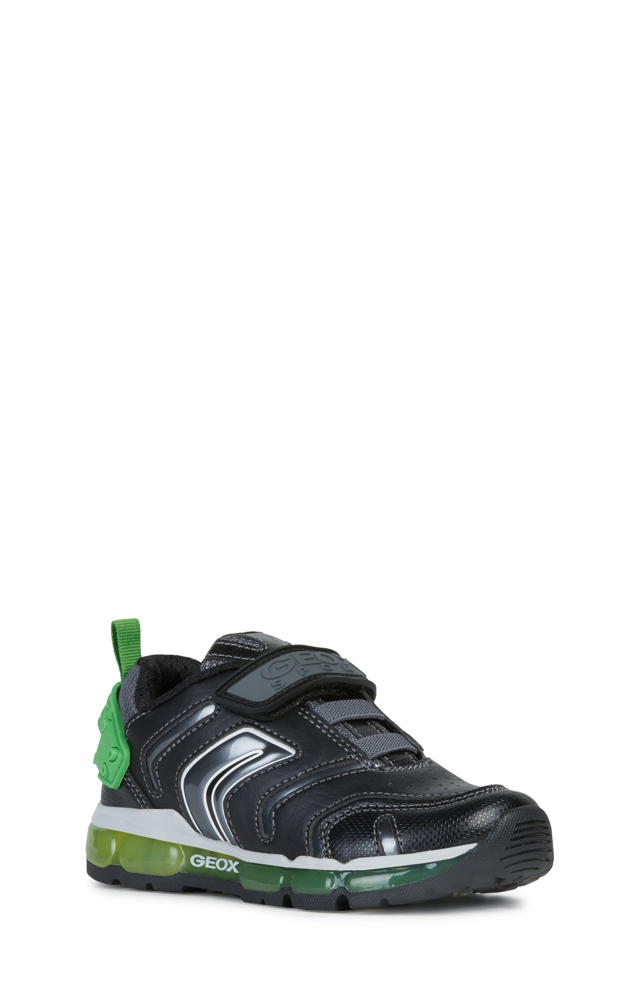 Geox Android Light-Up Sneaker (Toddler
