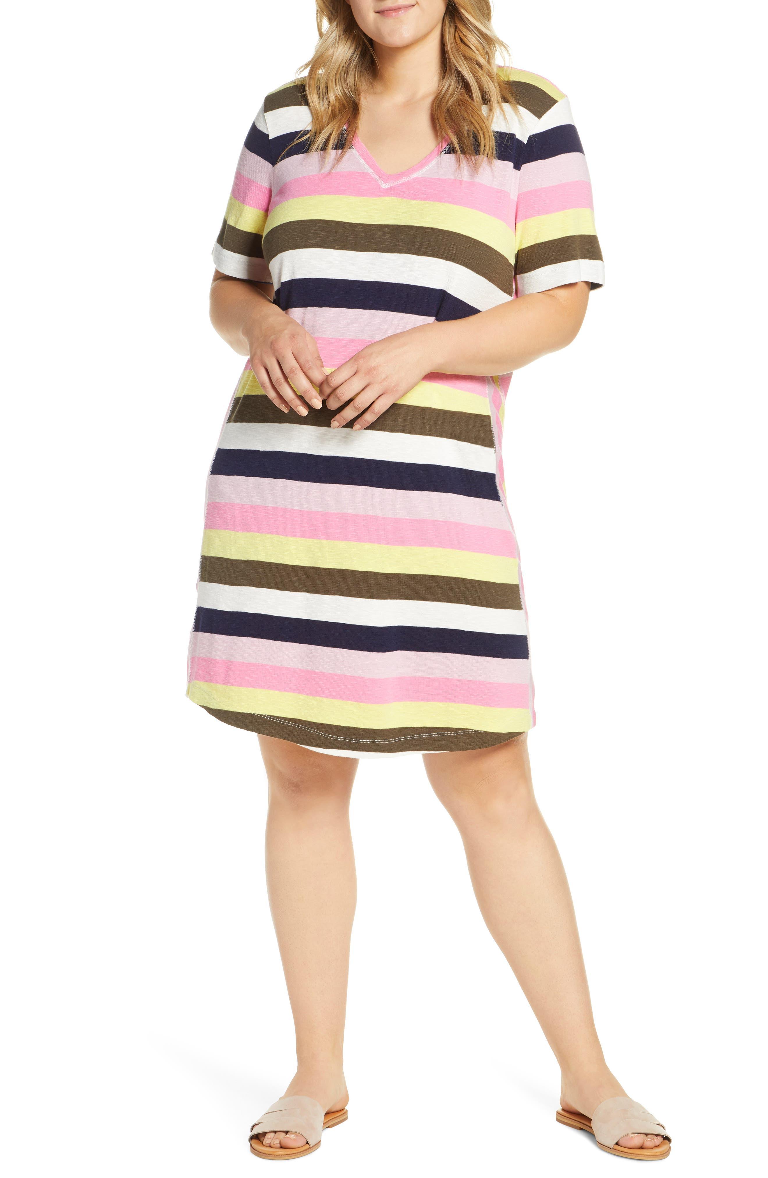 ,                             Slub Knit Dress,                             Alternate thumbnail 30, color,                             680