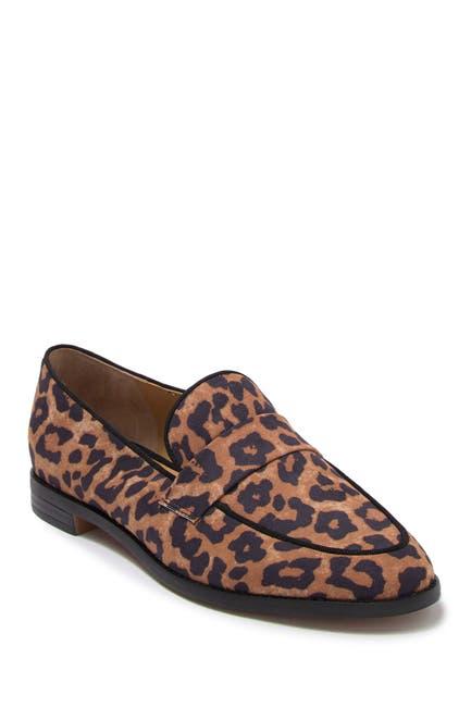 Image of Franco Sarto Hudley Leopard Print Loafer