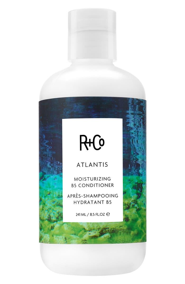 R+CO Atlantis Moisturizing Conditioner, Main, color, NO COLOR