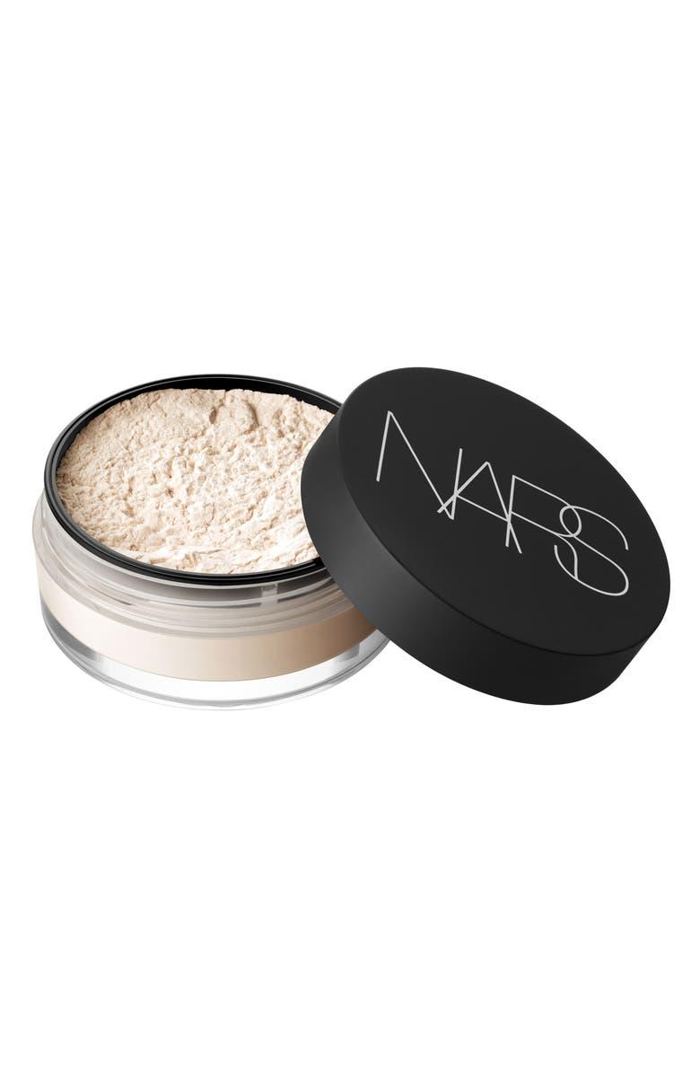NARS Soft Velvet Loose Powder, Main, color, SNOW