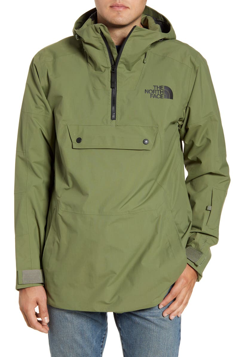 THE NORTH FACE Silvani Waterproof Anorak, Main, color, 301