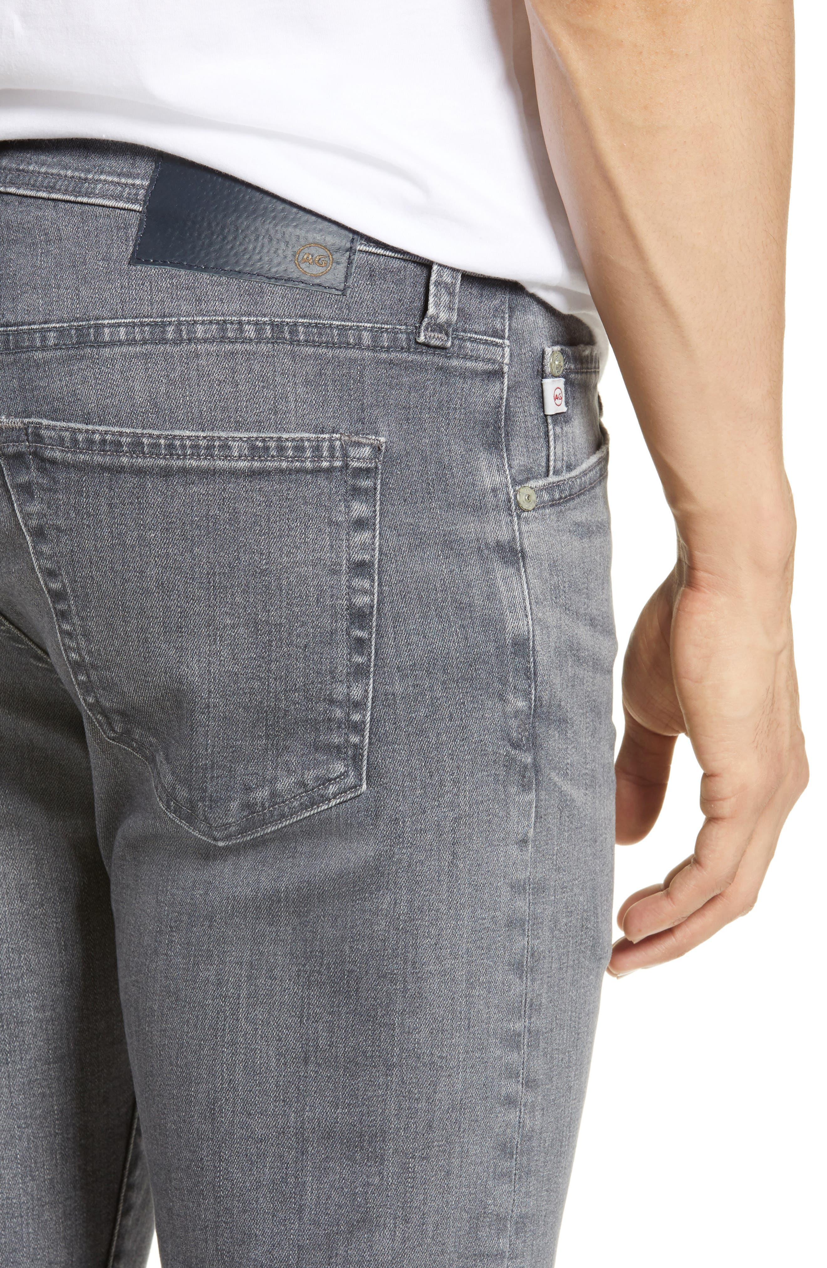 ,                             Tellis Slim Fit Jeans,                             Alternate thumbnail 5, color,                             11 YEARS LURID 11YLUD
