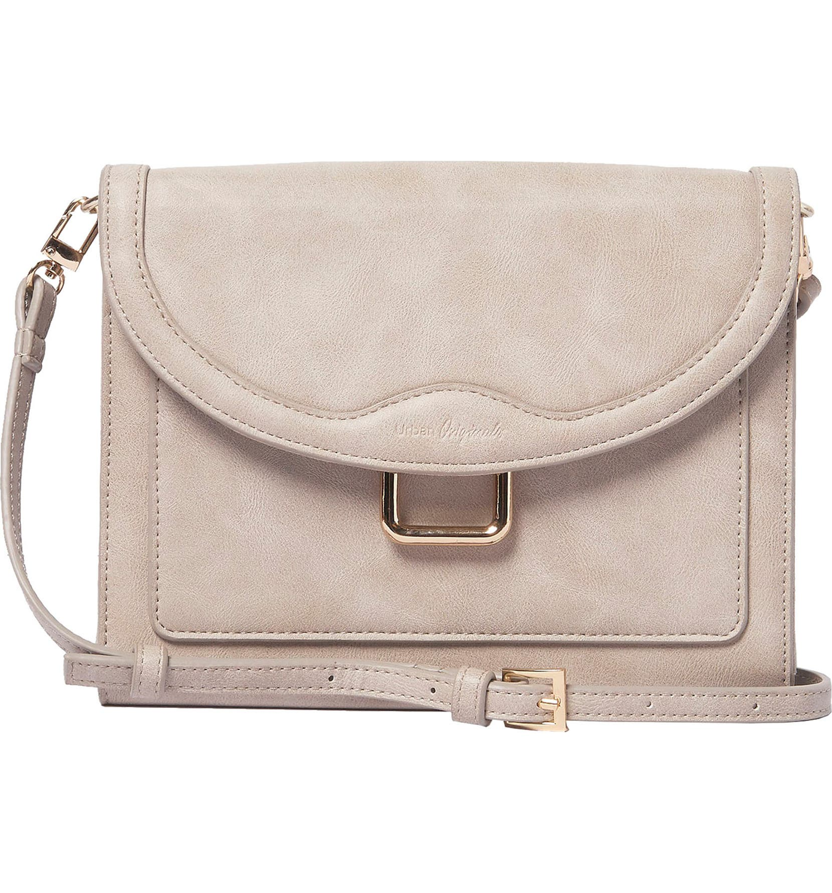 1b288270488 Urban Originals The Edit Vegan Leather Crossbody Bag | Nordstrom