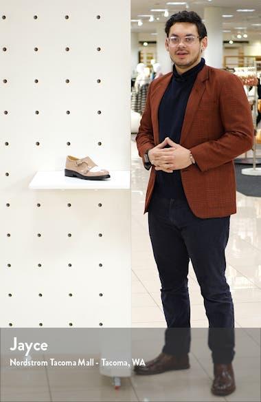 Mr. York Monk Strap Shoe, sales video thumbnail