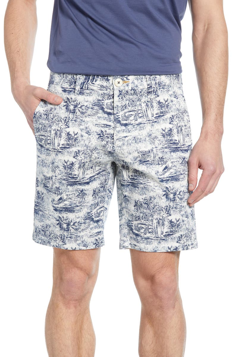 RODD & GUNN Southcote Custom Shorts, Main, color, IVORY