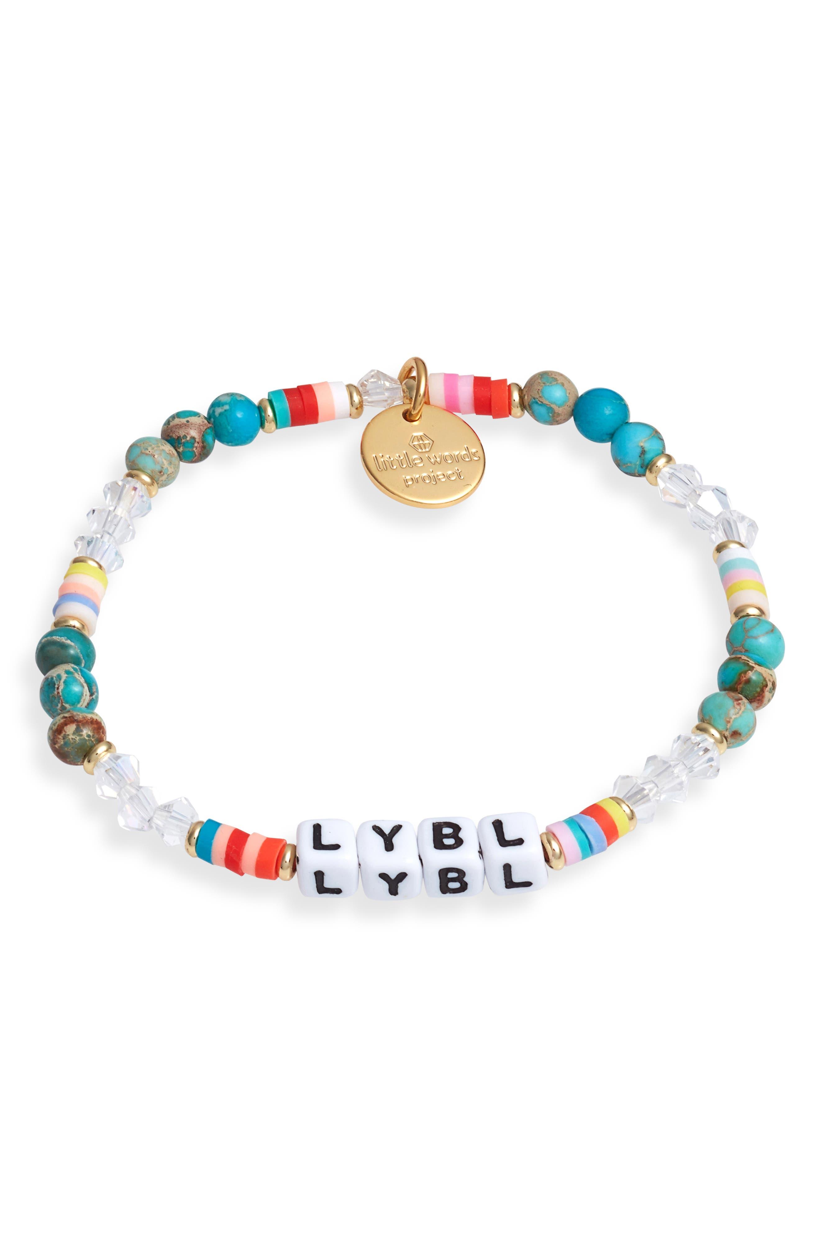 Lybl Beaded Stretch Bracelet