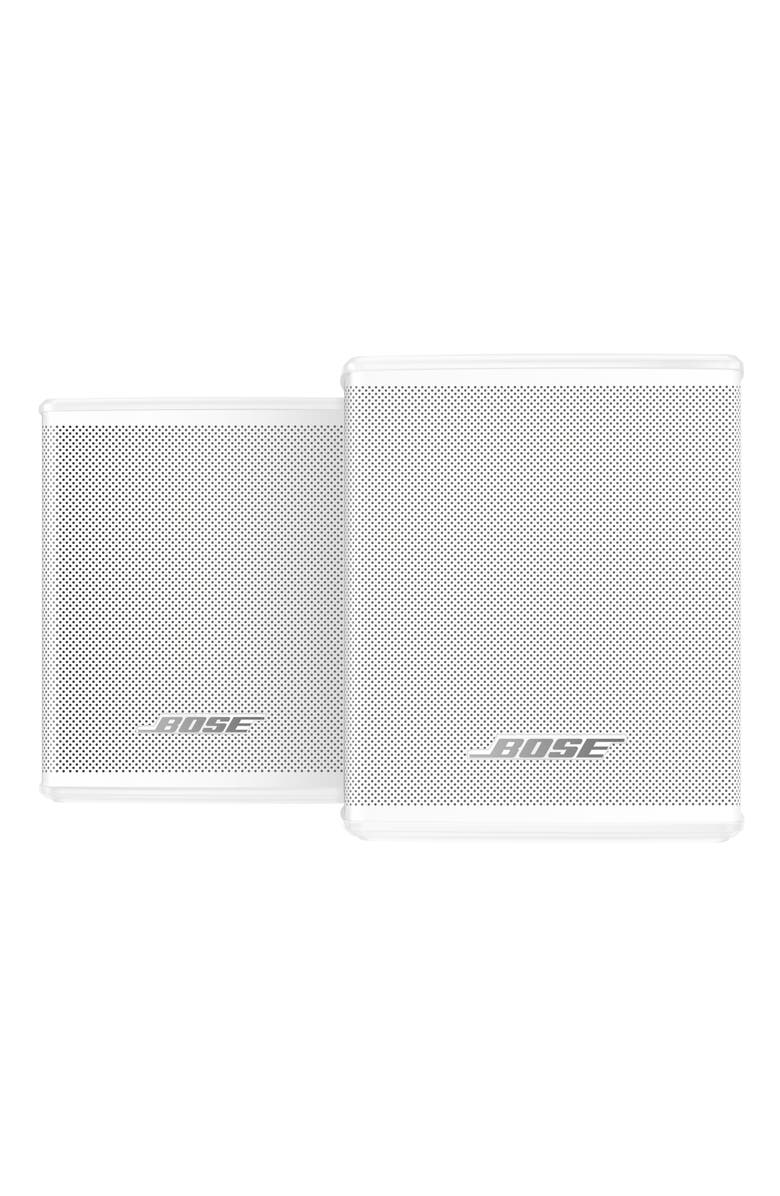 BOSE<SUP>®</SUP> Surround Wireless Speakers, Main, color, WHITE