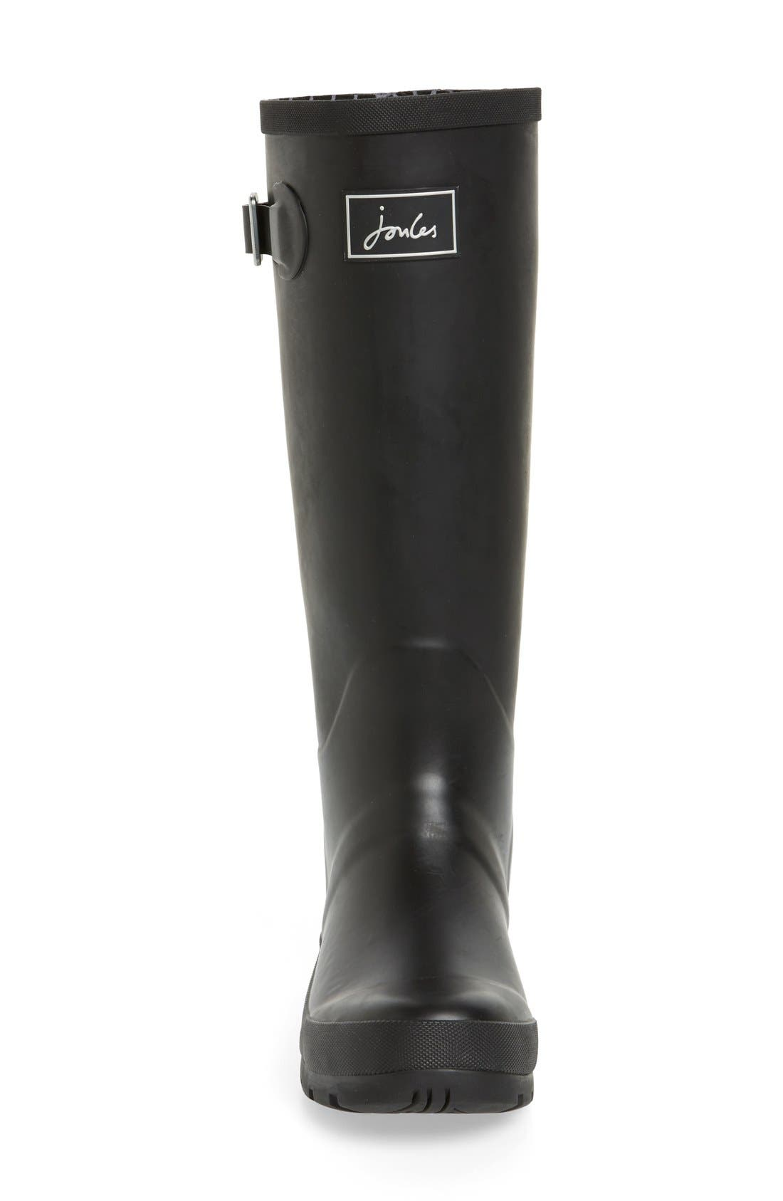 ,                             'Field Welly' Rain Boot,                             Alternate thumbnail 12, color,                             003