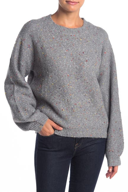 Image of Lush Multicolor Knit Sweater