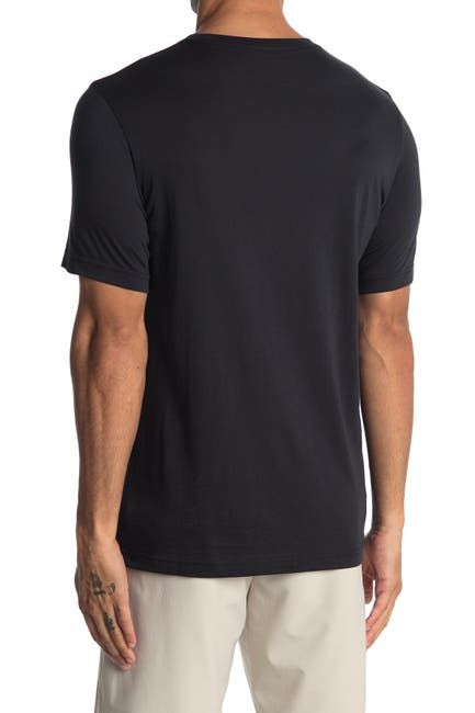 Image of TRAVIS MATHEW Archipelago Crew Neck Graphic T-Shirt