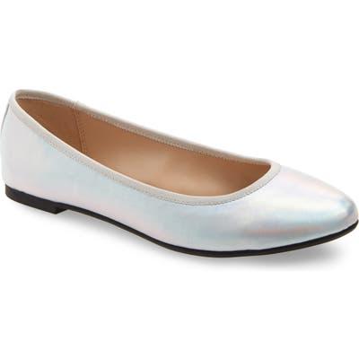 Bp. Bianca Ballet Flat, Metallic