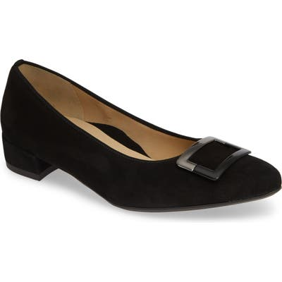 Ara Paley Pump- Black