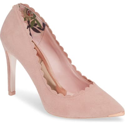 Ted Baker London Sloana Pointy Toe Pump - Pink