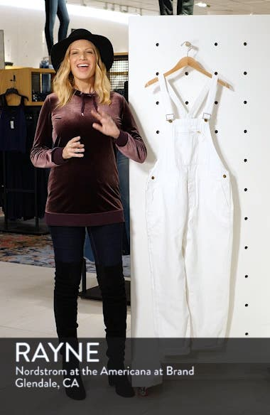Trade Straight Leg Twill Overalls, sales video thumbnail