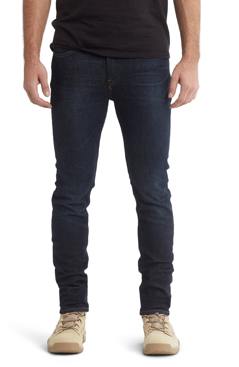 HUDSON JEANS Axl Skinny Fit Jeans, Main, color, LANDIS
