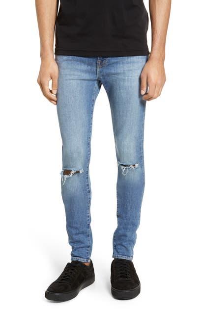 Frame Jeans JAGGER SKINNY FIT JEANS