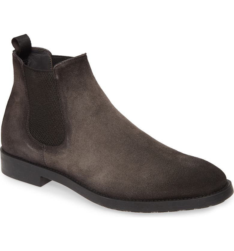 TO BOOT NEW YORK Arion Mid Chelsea Boot, Main, color, GREY