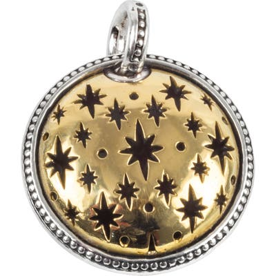 Konstantino Astria Starburst Pendant