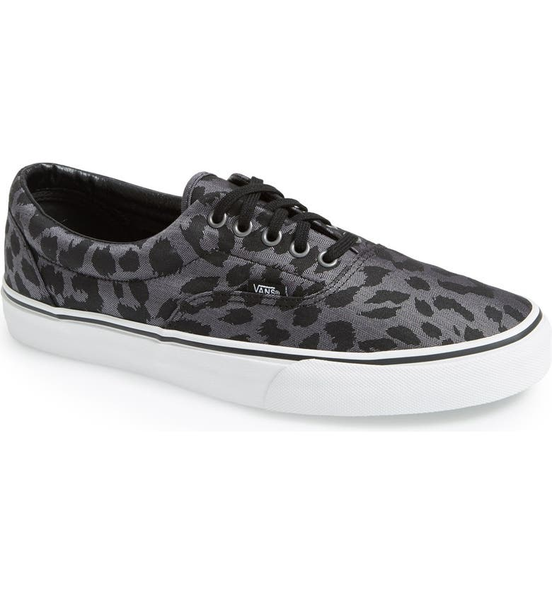 Vans 'Era' Leopard Print Sneaker (Men) Nordstrom  Nordstrom