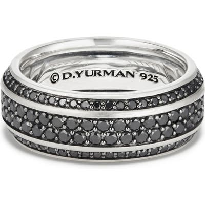 David Yurman Streamline Beveled Edge Band Ring