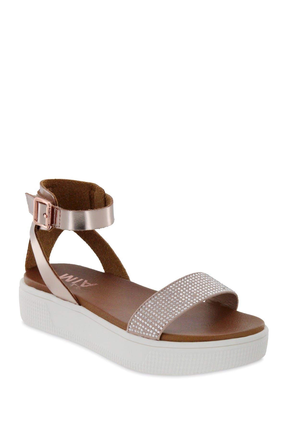 Image of MIA Little Ellen Ankle Strap Sandal