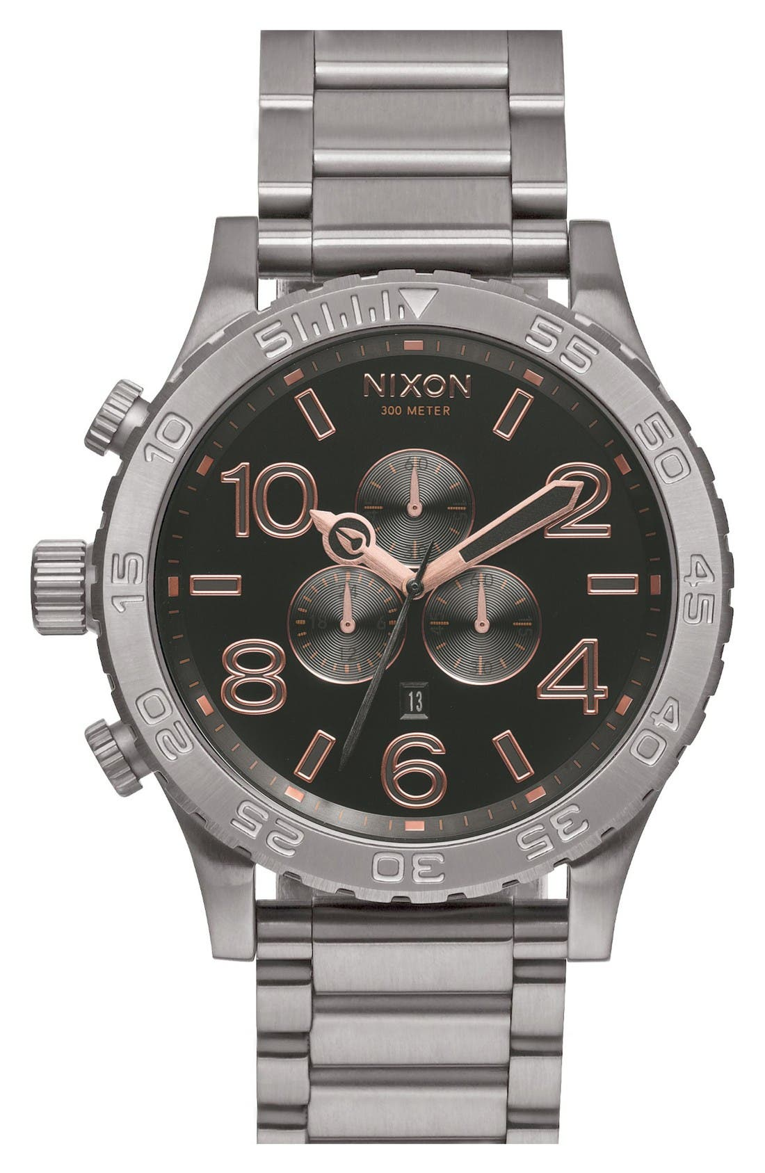 ,                             'The 51-30 Chrono' Watch, 51mm,                             Main thumbnail 45, color,                             041