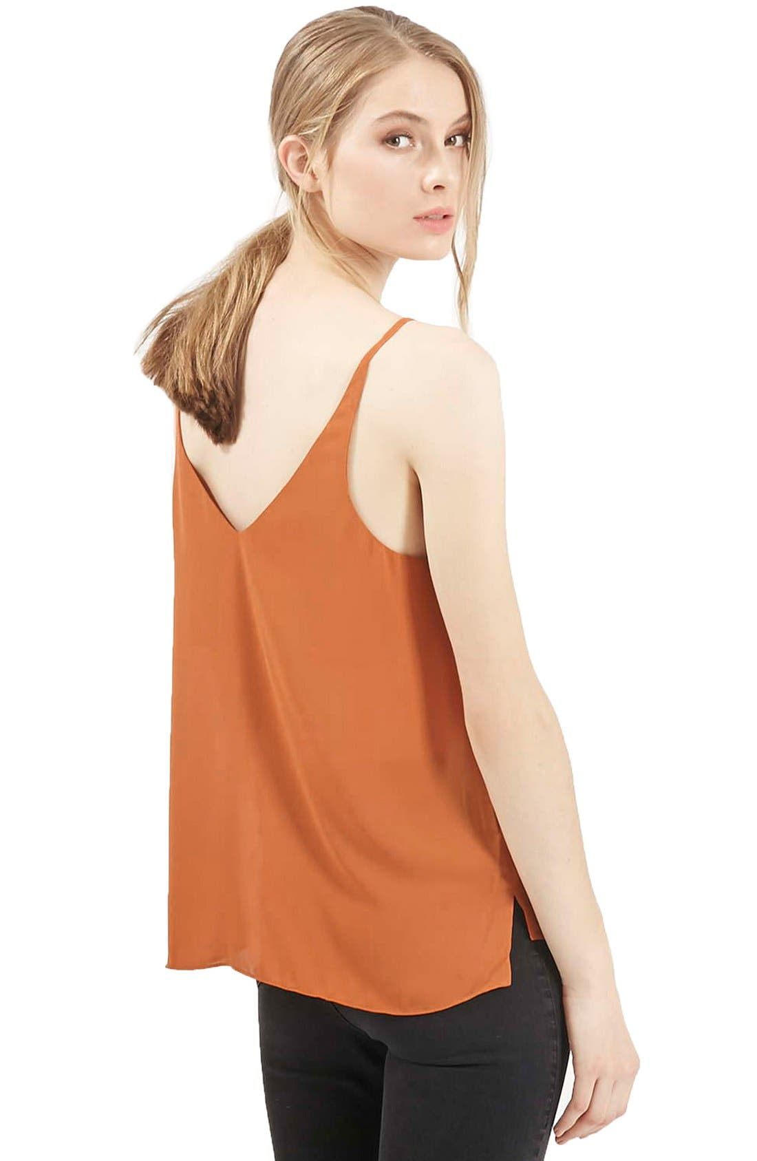 ,                             Strappy V-Neck Camisole,                             Alternate thumbnail 10, color,                             230