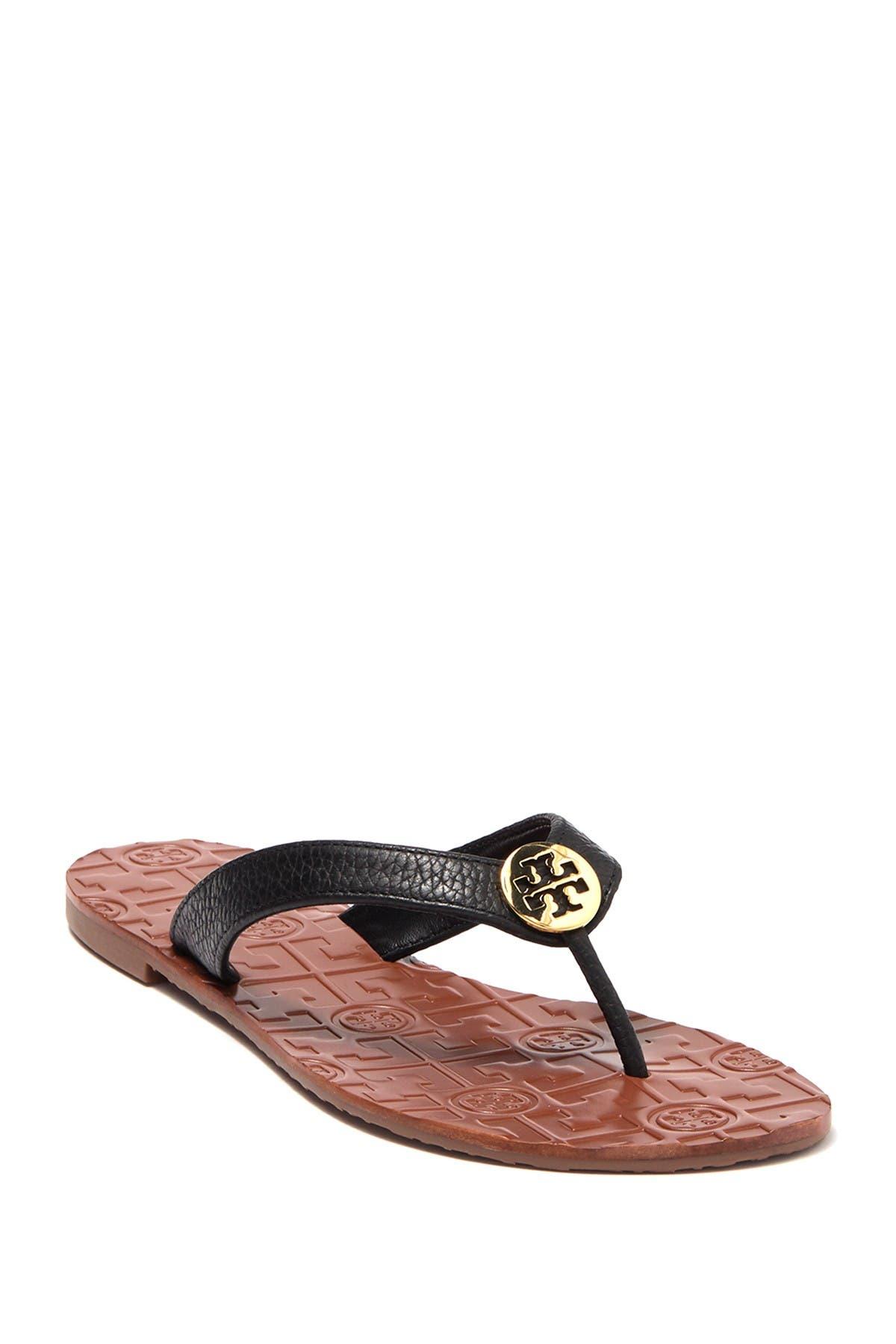 Tory Burch   Throa Embossed Sandal