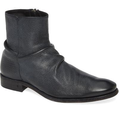 John Varvatos Morrison Sherpei Boot- Black