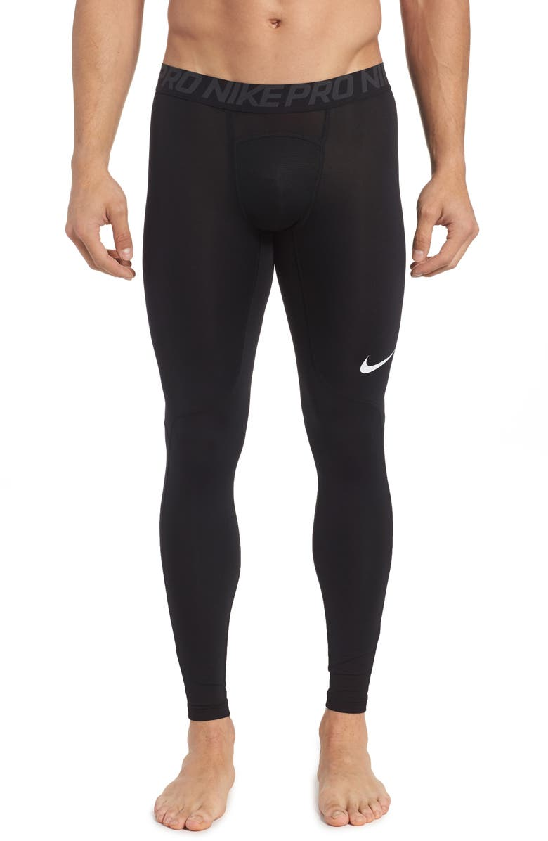 NIKE Pro Athletic Tights, Main, color, 010