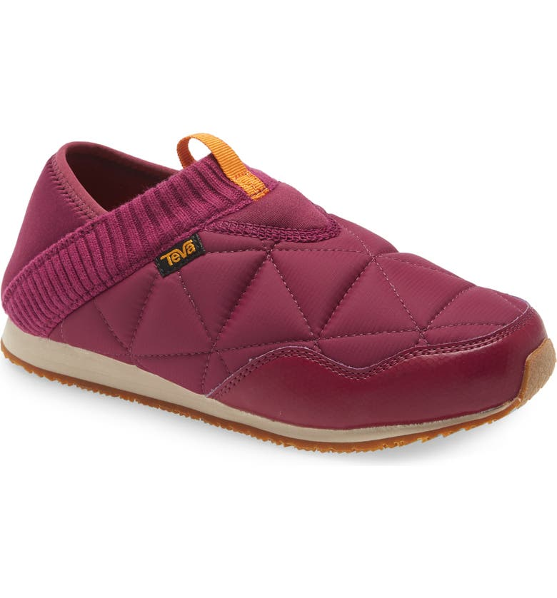 TEVA Ember Convertible Slip-On, Main, color, AMARANTH