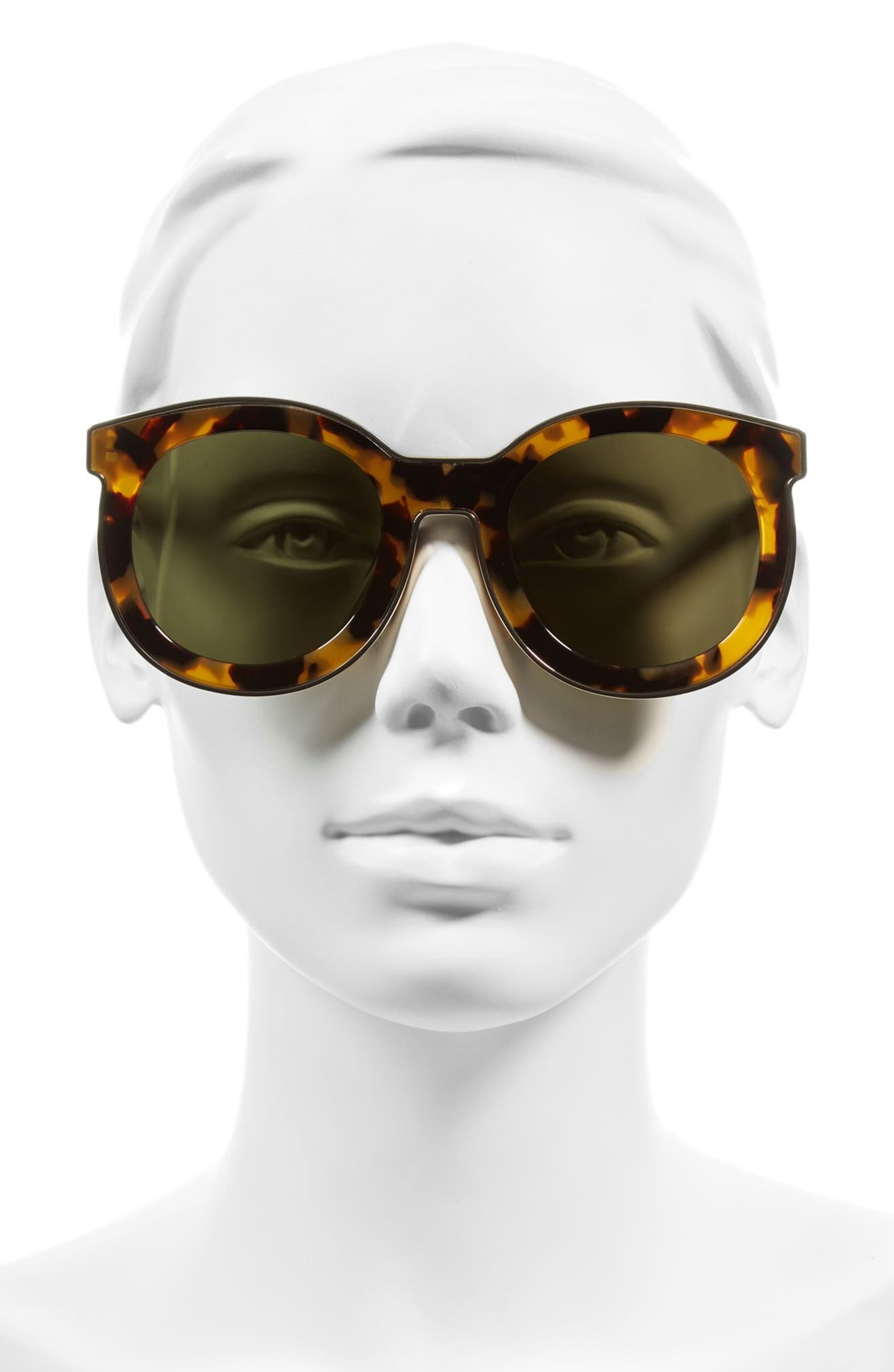 924fd61a3891 Karen Walker Alternative Fit Super Spaceship - Arrowed by Karen 50mm  Sunglasses | Nordstrom