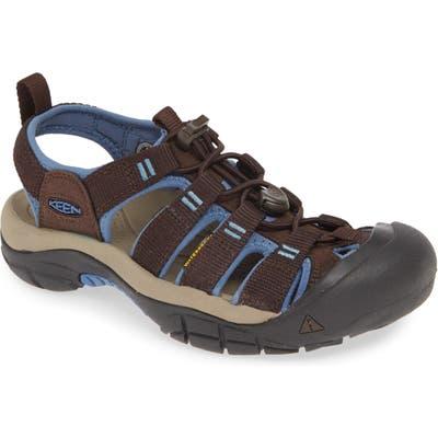 Keen Newport H2 Water Friendly Sandal, Brown