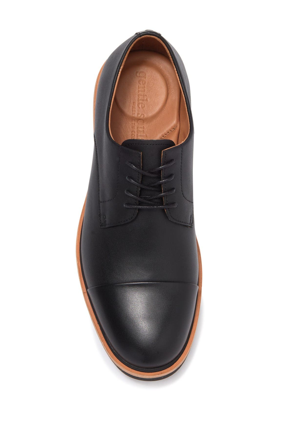 Image of Gentle Souls by Kenneth Cole Greyson Buck Leather Oxford