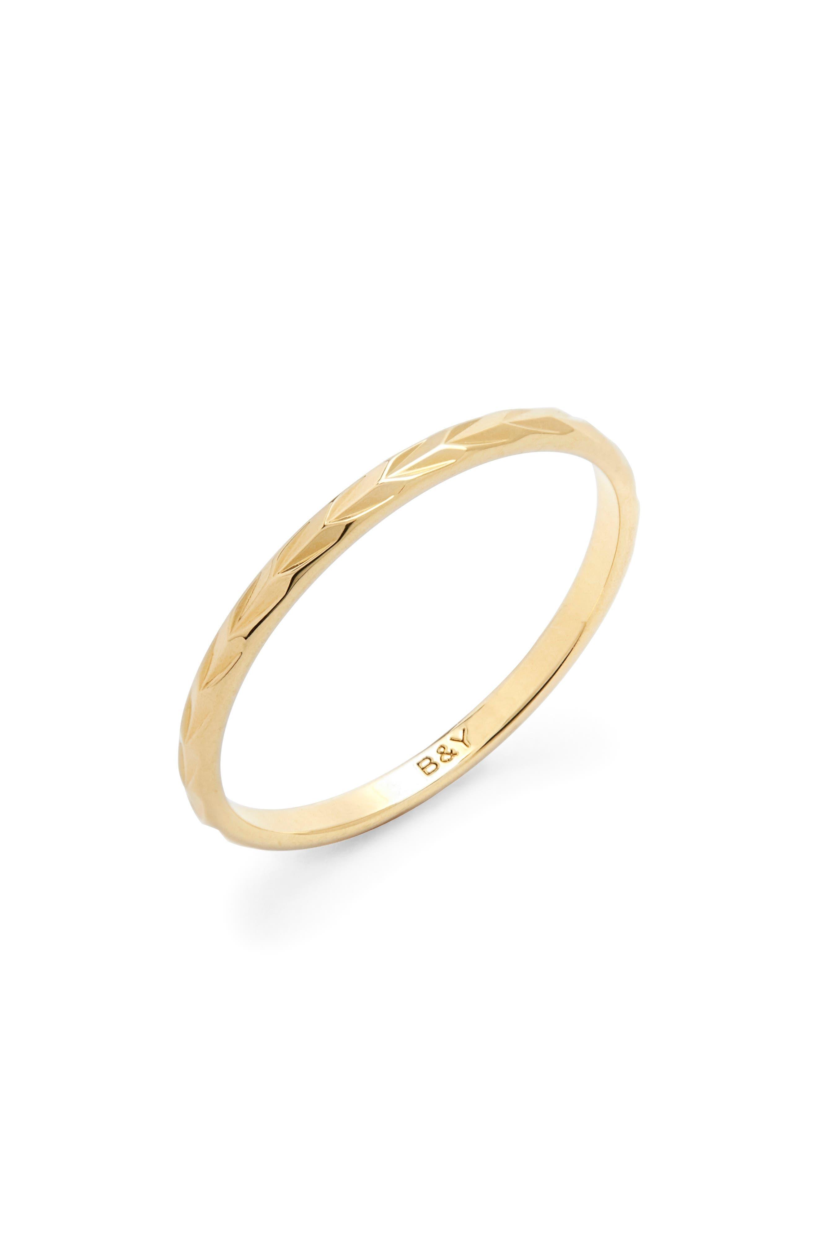 Shay Stacking Ring