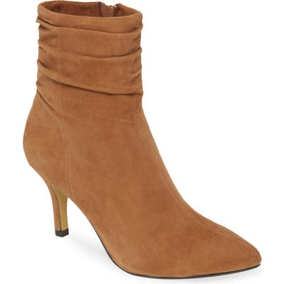 Bella Vita Danielle Bootie WW - Brown
