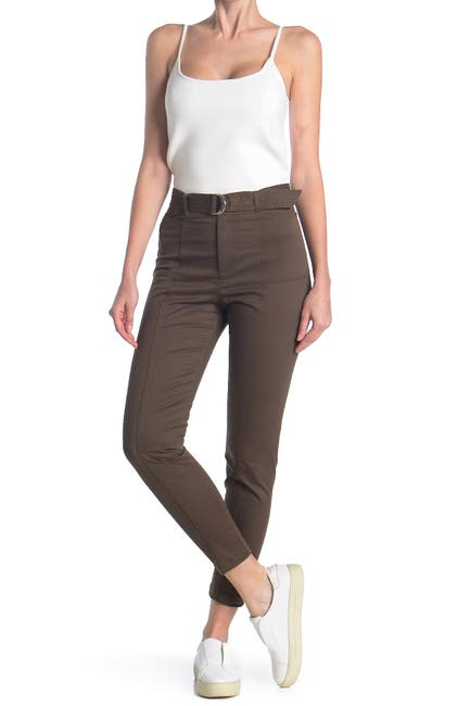 Image of A.L.C. Romeo Belted High Waist Pants